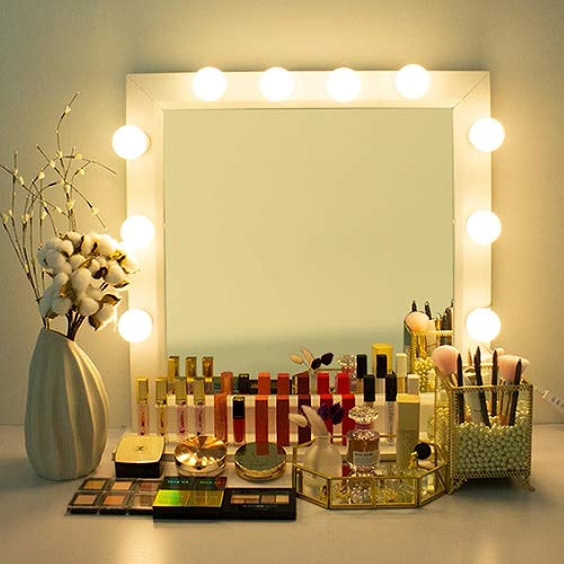 狐結婚した神秘的なPETIT THINGS LED プチシンスLED女神照明 芸能人化粧台 ハリウッドミラー 化粧鏡