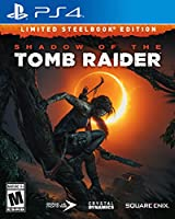 Shadow of the Tomb Raider (輸入版:北米) - PS4