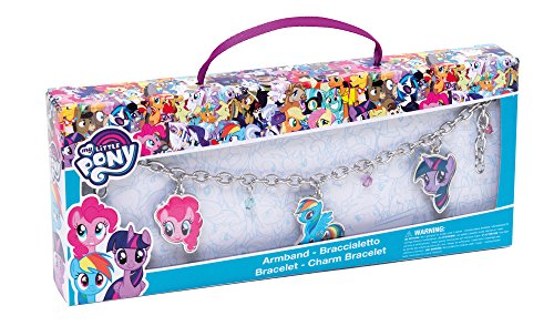 Joy Toy- Bracciale My Little Pony per Bambini, 95019