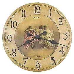 Bulova C3260 Whittingham Wall Clock
