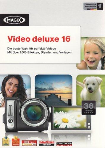 MAGIX Video deluxe 16 (Minibox)