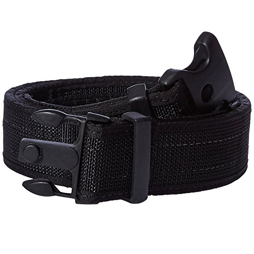Uncle Mike's Kodra Hook and Loop Lining Ultra Duty Belt with...