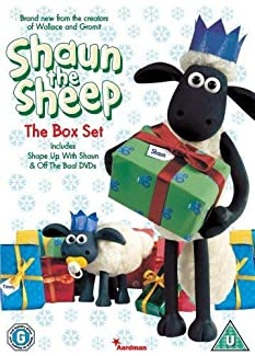 Shaun The Sheep - The Box Set