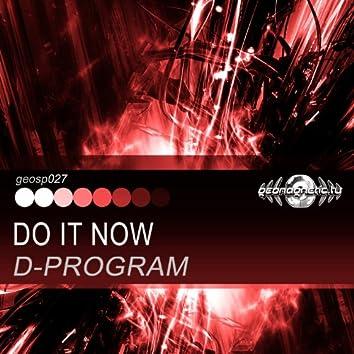 Do It Now - Single
