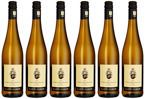 Weingut Rappenhof Sauvignon Blanc VDP.Gutswein 2018 trocken (6 x 750 ml)