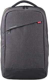 """Kingsons Trendy Series 15.6"""" Laptop Backpack - Grey"""