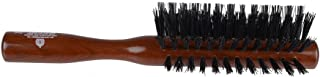 Kent - Ladies' Finest Handbag Half Radial Hair Brush, Perfect for On-The-Go Styling, Firm Bristles (Travel Size)