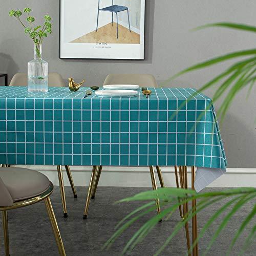 XXDD Mantel de Mesa para Ropa, Mantel Rectangular Cuadrado para Escritorio, Mantel Impermeable para decoración de Mesa, manteles, Mesa A4 140x200cm