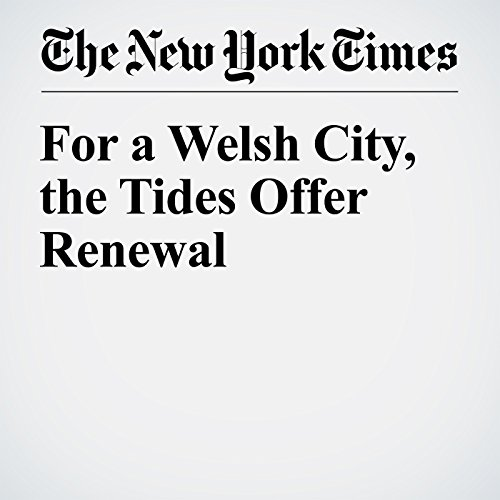 For a Welsh City, the Tides Offer Renewal audiobook cover art
