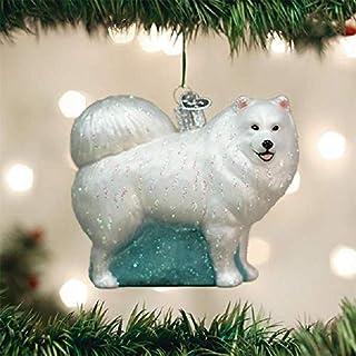 Old World Christmas: Samoyed
