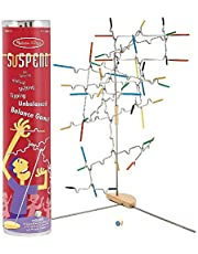 Melissa and Doug suspend, family game of tricky hangs and sticky hands, for 4 years and above