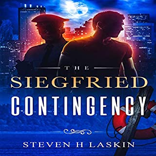 The Siegfried Contingency audiobook cover art
