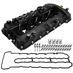 YHTAUTO Affordable and Prime Engine Cylinder Head Valve Cover, Directly Fit Fits BMW 135i 2008-2013, 335i 2007-2015, 335i GT xDrive 2014-2016, 335i xDrive 2009-2015, 335is 2011-2013, 335xi 2007-2008, 535i 2008-2010, 535i xDrive 2009-2010 Fits BMW 740...