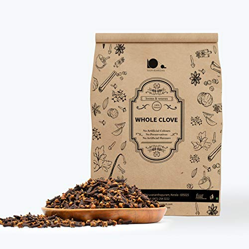 looms & weaves - Clove (Laung) from Kerala ( Homestead Produce) - 200 gm