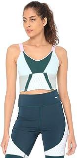Puma Sport Top For Women, Size XS Aqua
