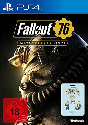 Fallout 76: S.P.E.C.I.A.L. Edition - PlayStation 4 (exkl. bei Amazon) [Importación alemana]