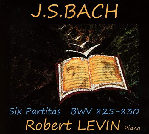 Six Partitas Bwv 825-830