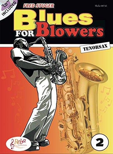 Blues for Blowers 2 tenorsax