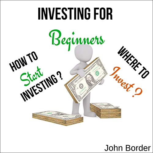 Beginners Guide to Investing audiobook cover art