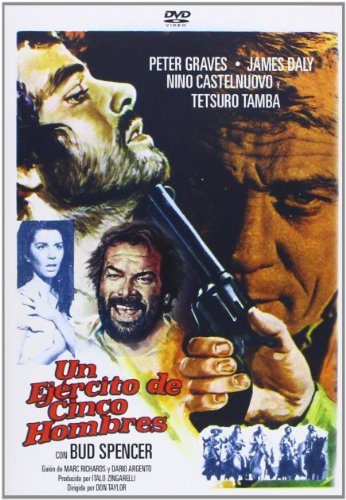 Un ejercito de cinco hombres [DVD]