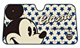 Mickey Mouse Classic Face with Script and Blue Stars Disney Car Truck SUV Front...