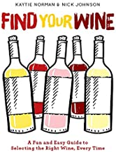 Find Your Wine: A fun and easy guide to selecting the right wine, every time