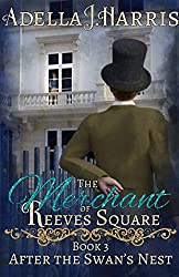 The Merchant of Reeves Square by Adella J. Harris book cover