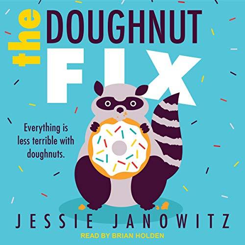 The Doughnut Fix Audiobook By Jessie Janowitz cover art