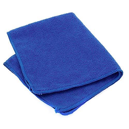 Kapos - Boquilla para lavadora de coche, 30,48 x 30,48 cm, paño de limpieza, barra de arcilla automática, paño de microfibra
