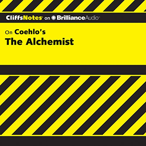 The Alchemist: CliffsNotes audiobook cover art