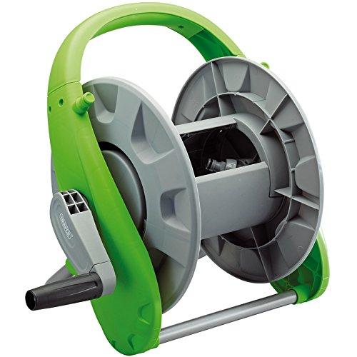 Draper DRA25067 25067 Garden Hose Reel Cart, Multi-Colour, 50