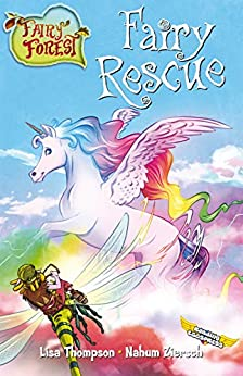 Fairy Rescue (Fairy Forest Book 7) by [Lisa Thompson, Reading Eggs, Nahum Ziersch]
