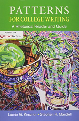 Patterns for College Writing 13e & LaunchPad Solo for Patterns for College Writing 13e (Six Month Access)