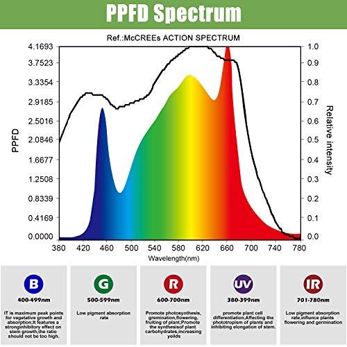 Phlizon Pro Series 2000W LED Grow Light