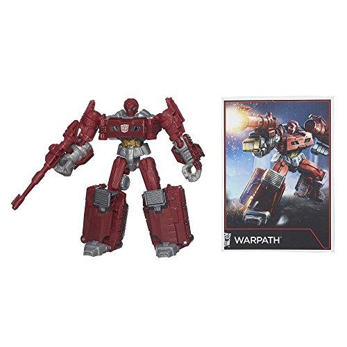 Transformers Generations – Combiner Wars – Legends Class – Warpath – Personaggio 9 cm