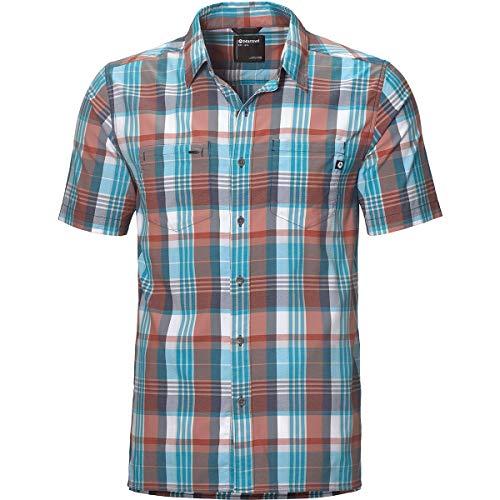 Marmot Innesdale T-Shirt, Arctic Navy, L Homme