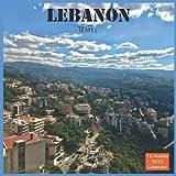 Lebanon Travel Calendar 2022: Official Lebanon Calendar 2022, 16 Month Calendar 2022