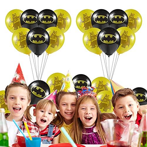 Globos para fiestas de Niños, Globos Fiesta Cumpleaños Decoración Dibujos animados 12inch...