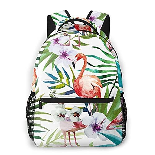 Flamingo2 - Mochila para colegio, multiusos, para escuela, negocios, trabajo, hombres y mujeres
