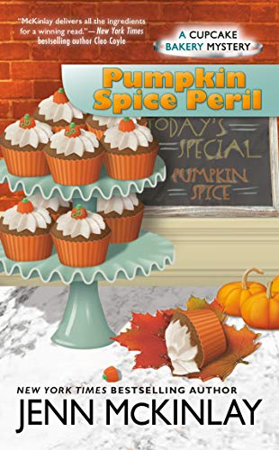 Pumpkin Spice Peril (Cupcake Bakery Mystery Book 12) by [Jenn McKinlay]