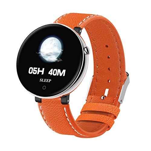 NNYCC Smart Watch 1,4' pantalla táctil de color, rastreadores de actividad IP67 impermeable deportes al aire libre relojes con podómetro distancia toma fotos Monitor de salud Fitness Tracker
