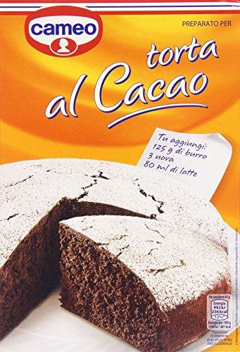 Cameo - Preparato per Torta, Al Cacao - 455 g