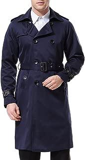 Best mens lightweight trench coat Reviews
