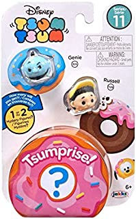 Tsum Tsum Disney Series 11 - Genie/Russell/Tsumprise