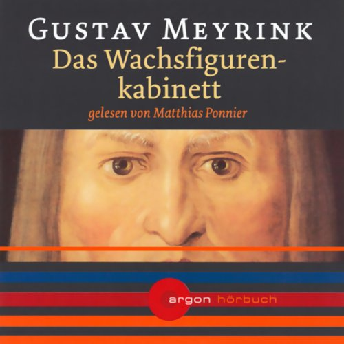 Das Wachsfigurenkabinett audiobook cover art