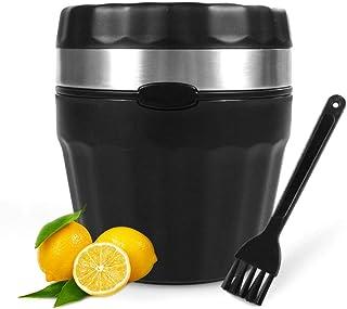 LEMCASE Exprimidor de Limón Manual - Exprimidor de Limón, Exprimidor de Lima, Exprimidor de Frutas, Exprimidor - Exprimido...