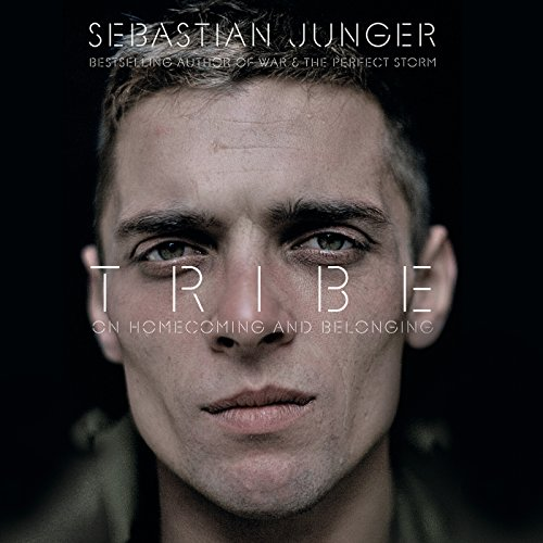 Tribe: On Homecoming and Belonging                   By:                                                                                                                                 Sebastian Junger                               Narrated by:                                                                                                                                 Nick Landrum                      Length: 3 hrs and 42 mins     226 ratings     Overall 4.5