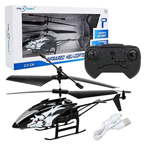 Ganmek Ferngesteuerter Hubschrauber Höhe Halten Sie den RC-Innenhubschrauber für Erwachsene, die Spielzeug für Kinder fliegen Exceptional