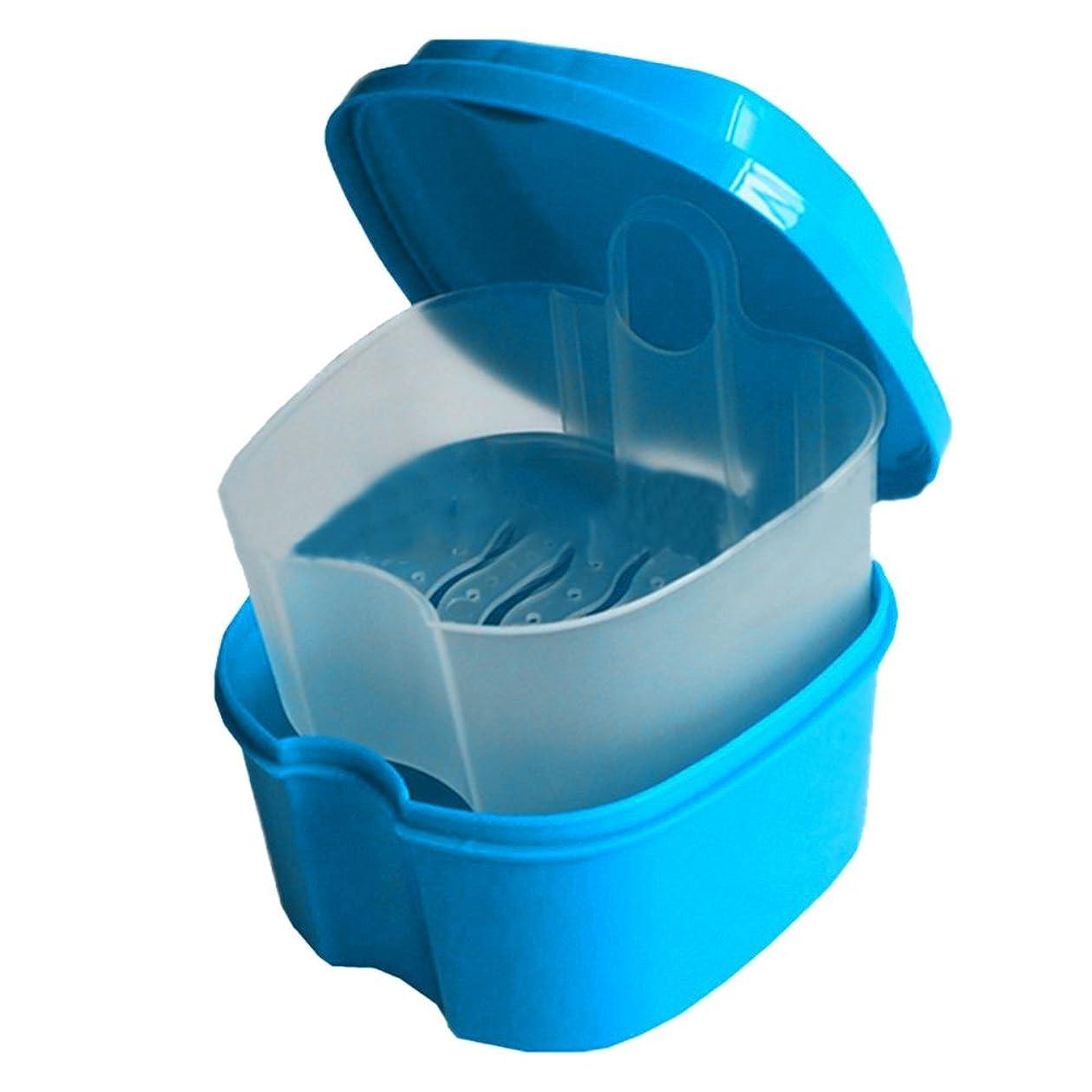 玉気味の悪いによるとAMAA 入れ歯ケース リテーナーボックス マウスピース収納