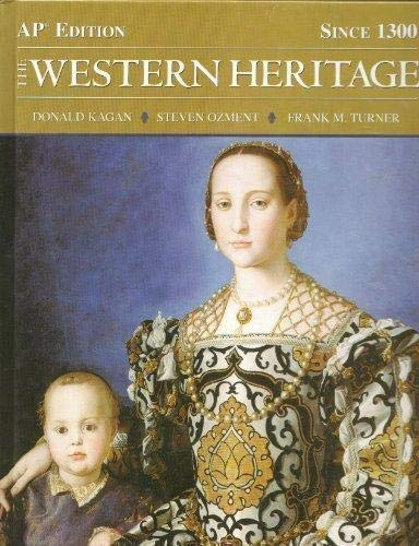 The Western Heritage Since 1300, AP Edition